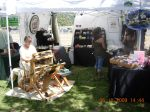 My Booth at 2009 Redbud